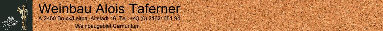 Weinbau Alois Taferner